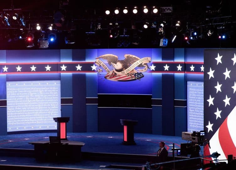 Latinos left out of the presidential debates