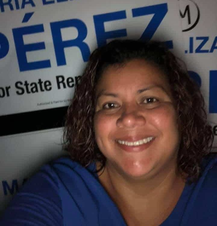 Rep. Maria Perez: in the service of the community