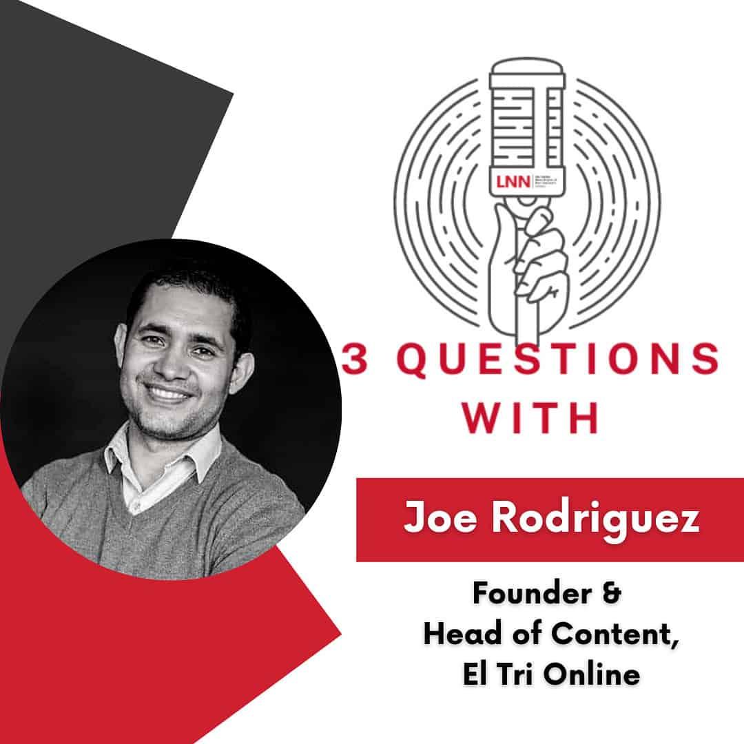 Joe Rodriguez: talking futbol in English
